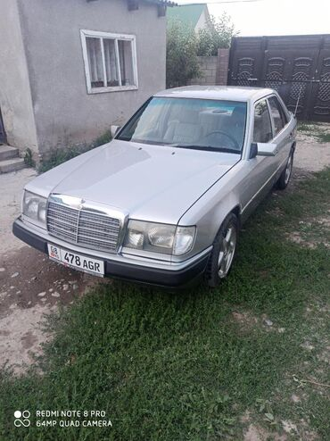 Mercedes-Benz W124 2.3 л. 1991   314000 км
