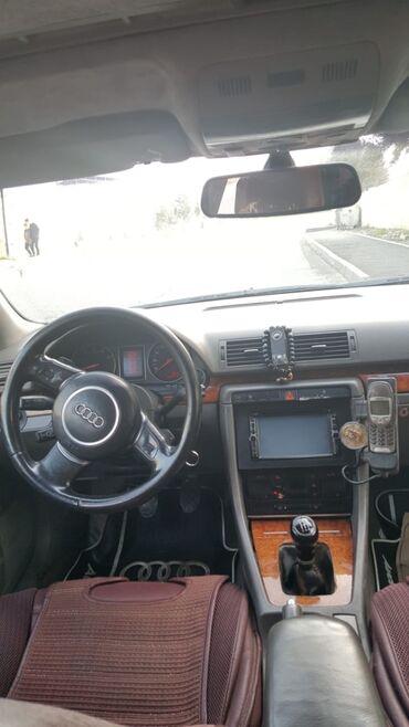 audi a6 3 multitronic - Azərbaycan: Audi A4 2.4 l. 2002 | 168000 km