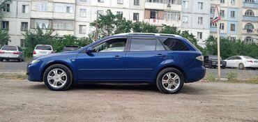 Транспорт - Бишкек: Mazda 6 2.3 л. 2002