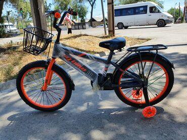 Детский велосипед Bike SD 20  Размер колеса 20