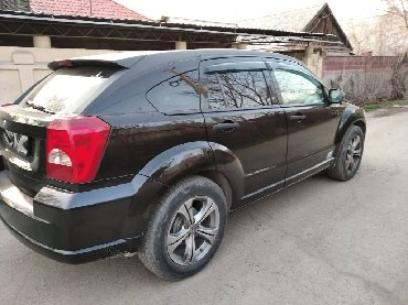 Dodge в Кыргызстан: Dodge Caliber 2 л. 2007 | 135000 км