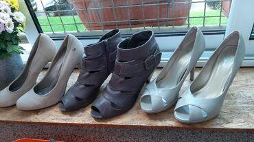 Ženska obuća | Crvenka: Sandale br.40 sve za 2000 nošene jako kratko