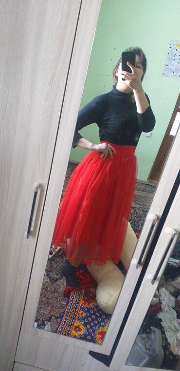 Женская одежда - Кок-Ой: Юбка размер стандарт