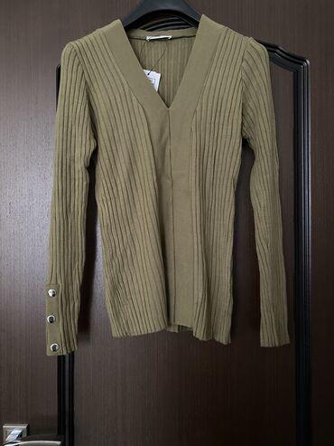 теплые платья для полных в Кыргызстан: Ликвидация товара Турция Тёплые костюмы (юбка + кофта)Размер есть S, M