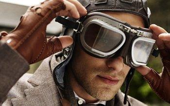 Ретро-лётные очки-аксессуар в Бишкек