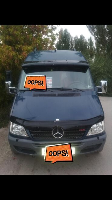 Mercedes-Benz Sprinter 2.7 л. 2005