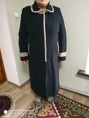 Зимнее пальто хорошего кочество 54 размер