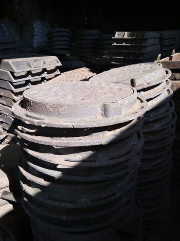 Продаем чугун от завода производителя в Бишкек