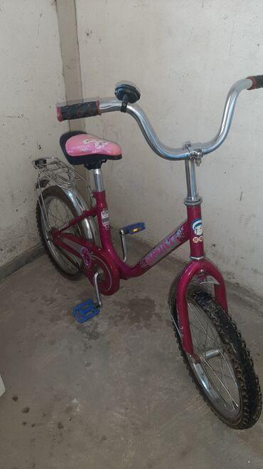Велосипед детский, нужно колеса настроить или накачать, 950 сом торг