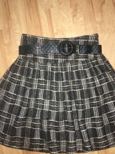 Suknja-svilena-broj - Srbija: Zimska suknja Xl broj