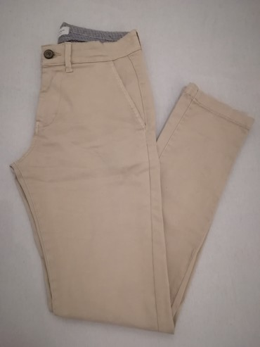 Bonobo-jeans - Srbija: Muske pantalone, bez, regular chino, marka Pepe Jeans, velicina 30 34