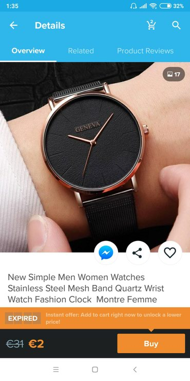 •New watch at 10 €   .. all colors at 10 €  σε Αθήνα - εικόνες 3