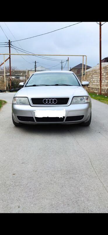 Audi - Azərbaycan: Audi A6 2.5 l. 1999 | 395000 km