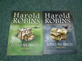 Naslov: lovci na sreću (i i ii deo) autor(i): harold robins izdavač