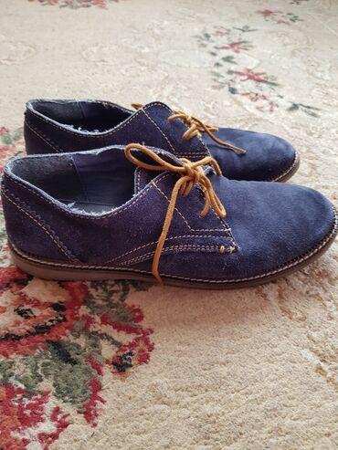 Туфли размер 38, в отличном состоянии, обували несколько раз, натураль