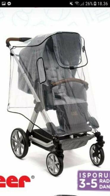 Nova navlaka za kolica za kisu. Slika pozajmljena radi prezentacije
