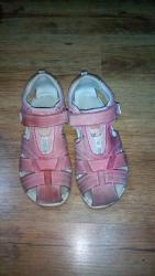Braon kozne sandale broj pitajte - Srbija: Ciciban kozne sandale broj 2 9