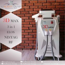 - Azərbaycan: Yeni 3D max 2019 -3in1 -Elos+ND:YAG Q-switched+RF -Elos cavanlaşma
