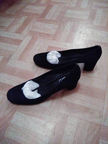 Продаются туфли натуральная замша , в Бишкек - фото 4