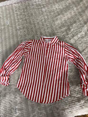 Рубашка почти новая, 1 выход 400 с