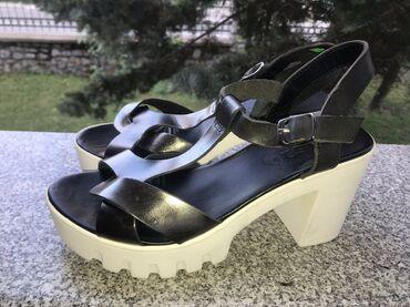 """Sandale""""UNA""""broj 39, koža, jako udobne i atraktivne"""