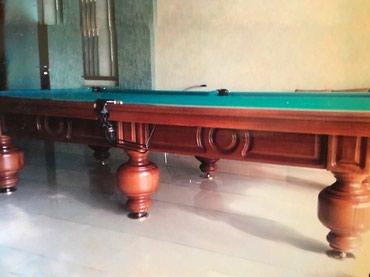 billiard - Azərbaycan: Arenda ve Satis