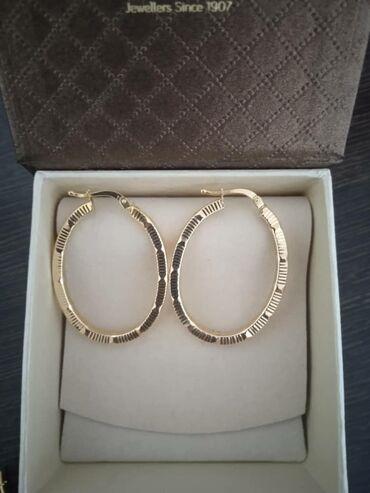 ксерокс купить в Кыргызстан: Золотые серьги. Новый! Золото 750 пробы 2.62гр Куплено в Дубае
