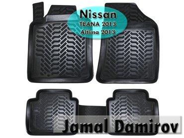 Bakı şəhərində Nissan Teana 2013 və Altima 2013 üçün poliuretan ayaqaltılar.