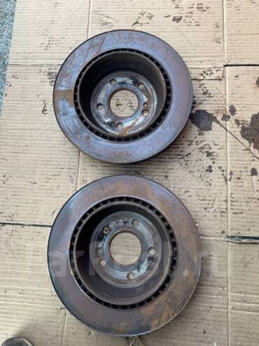 Тормозные диски mercedes 210 .211. 220 221. 124