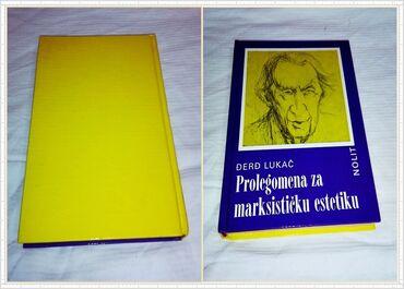Ribolov - Srbija: K.1.6. Prolegomena za marksističku estetiku,Đ.Lukač23.9.Prolegomena za