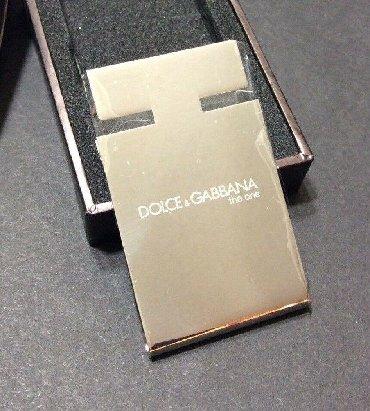 Pul ucun zajim original Dolce Gabbana hal hazirda ebayda 50$dir