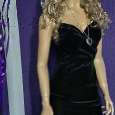 Prelepa plisana haljina