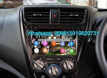 Perodua Axia Android Car Radio WIFI DVD GPS navigation camera in Kathmandu - photo 2