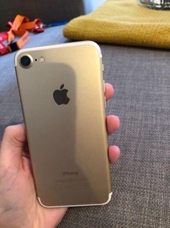 I phone 7 золото 256 состояние идеальное в Бишкек