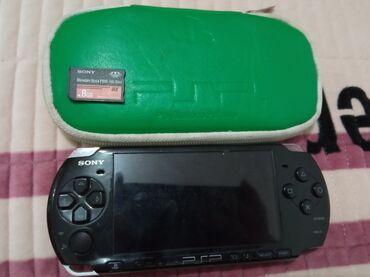 sony psp portable в Кыргызстан: Продаю PlayStationPortable (psp) 3008 оригинал+Флешка 8гб игры:ГТА