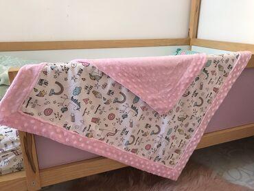 Bebi roze cizmice - Srbija: Baby cebence 2u1 prekrivac minky i lux ranforce najkvalitetnije