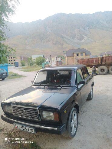 Транспорт - Кара-куль: ВАЗ (ЛАДА) 2107 2011   35000 км