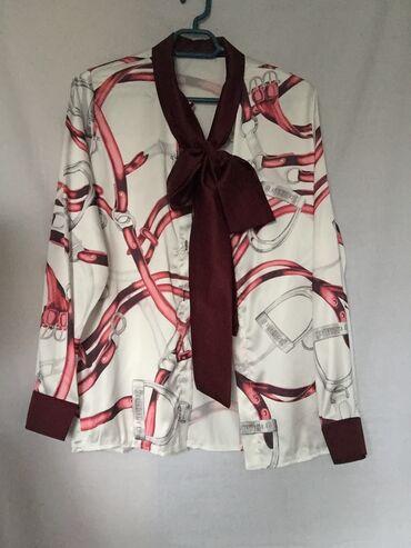 рубашка от mexx в Кыргызстан: Блузка новая  Размер 44-46