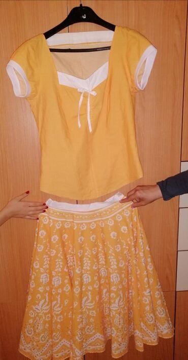 Komplet suknja - Srbija: Komplet suknja i majica 1300 din, br. 42
