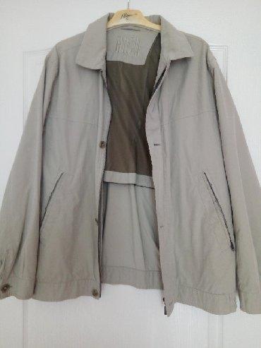 Muška odeća   Loznica: Muska jakna za prolece velicine XL ocuvana obucena dva tri puta