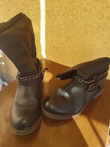 Personalni proizvodi - Vrsac: Cizme kao nove obuvene 2-3 puta