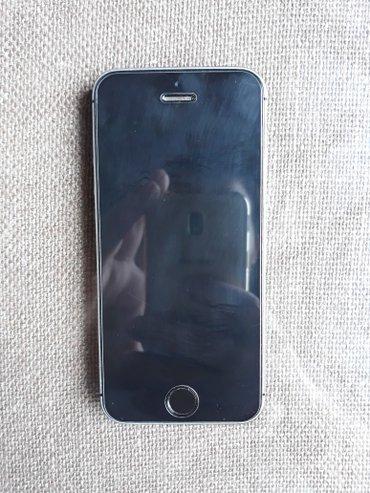 Bakı şəhərində İPHONE 5S 64gb Satılır heç bir problemi yoxdur!!!Hər şeyi var