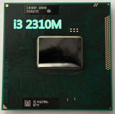 qadın üçün dəri krosovkalar - Azərbaycan: Intel Core i3-2310M prosessor. Noteboklar ucun