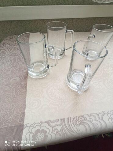 прокат посуды в Кыргызстан: Продаю пивные кружки качества отличное стекло толстое! каждая
