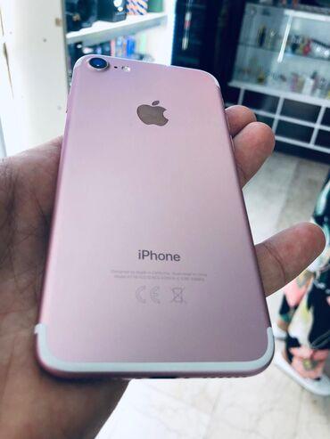 Apple Iphone - Azərbaycan: İşlənmiş iPhone 7 32 GB Cəhrayı qızıl (Rose Gold)