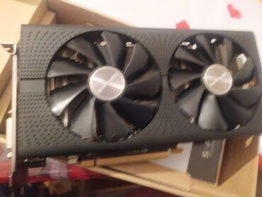 Sapphire Pulse Rx 580 4GB. В идеальном состоянии. Весь заводской