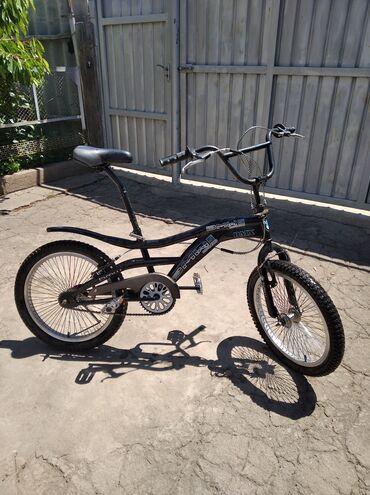 Спорт и хобби - Бактуу-Долоноту: В связи с переездом СРОЧНО продаю велосипед BMX