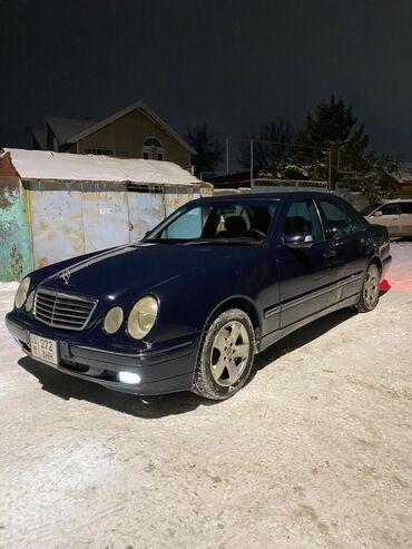Mercedes-Benz E-Class 3.2 л. 2001 | 300000 км