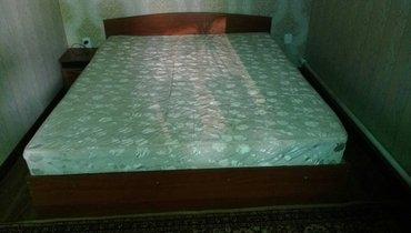 Продаю 2-х спальную кровать с ортопедическим матрасом,размер в Бишкек
