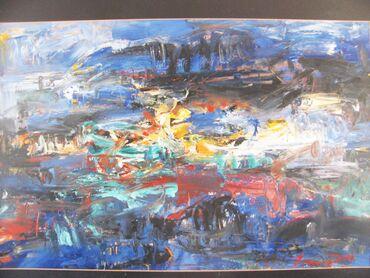 Slike | Nis: Umetnička slika / PERICA DONKOV* Akademski slikar Perica Donkov, član